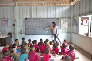 Unser neues Projekt: Schulbedarf für Schüler und Lehrern im Kayin-Staat
